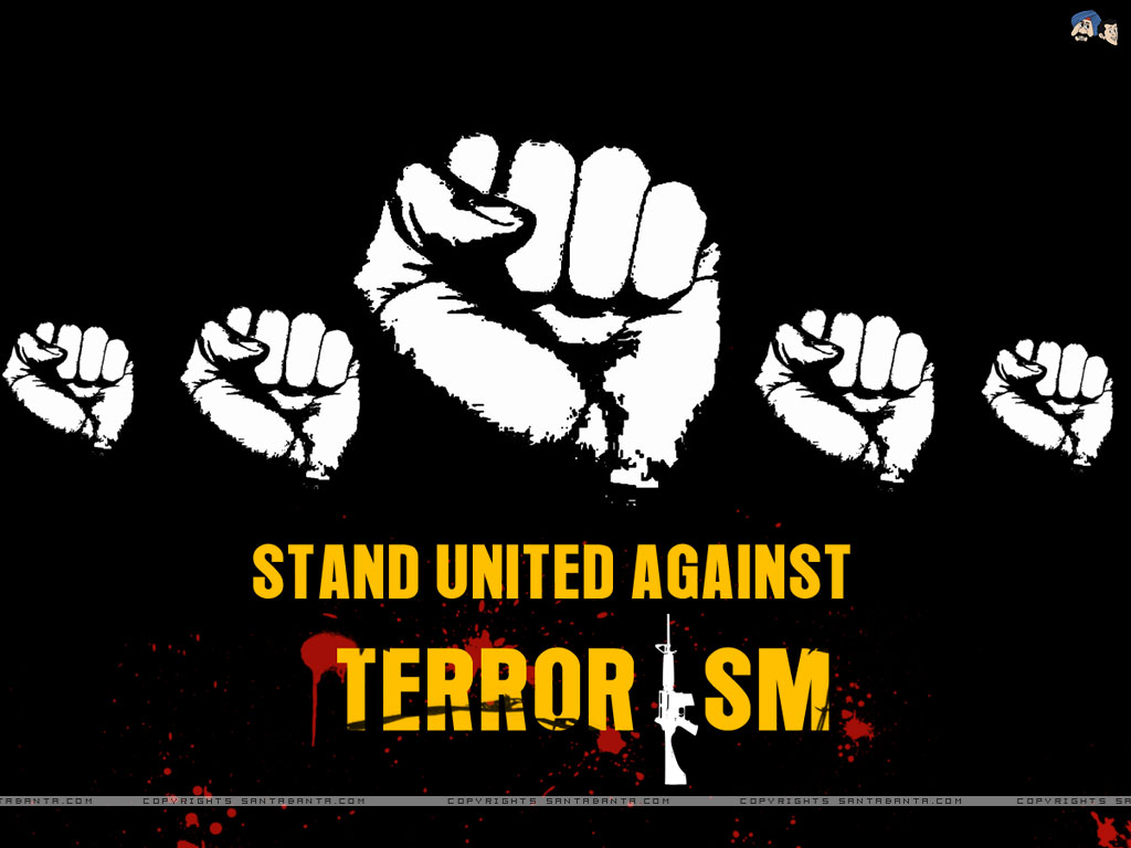 worldpeace time to unite and fight against terrorism from a  stand united against terrorism