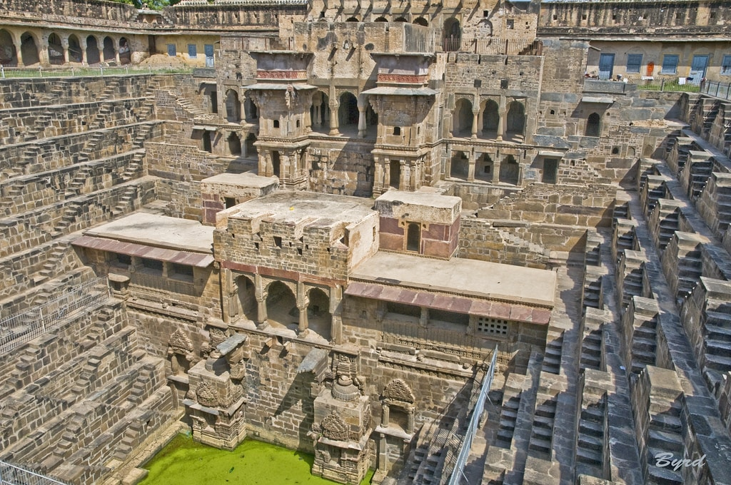 Chand Baori Step-Well