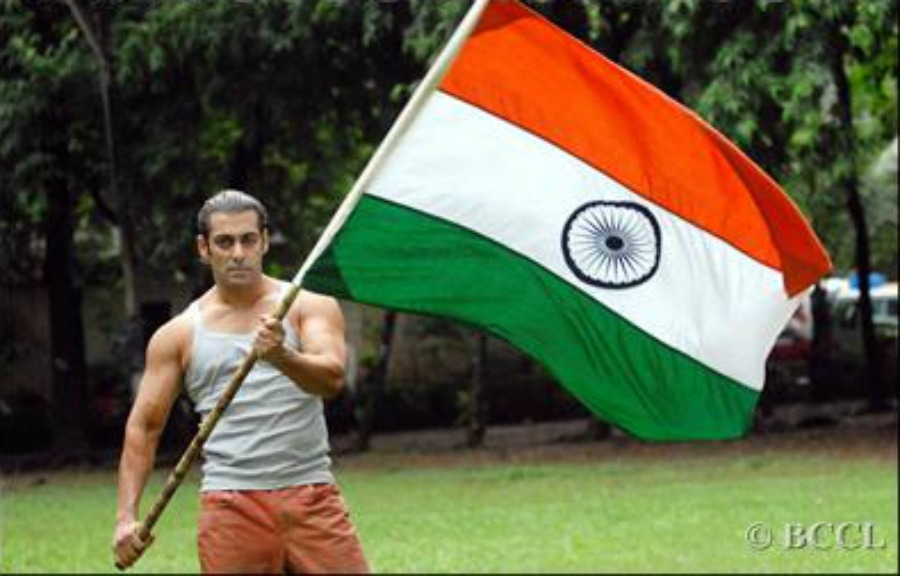 Salman says I am Indian