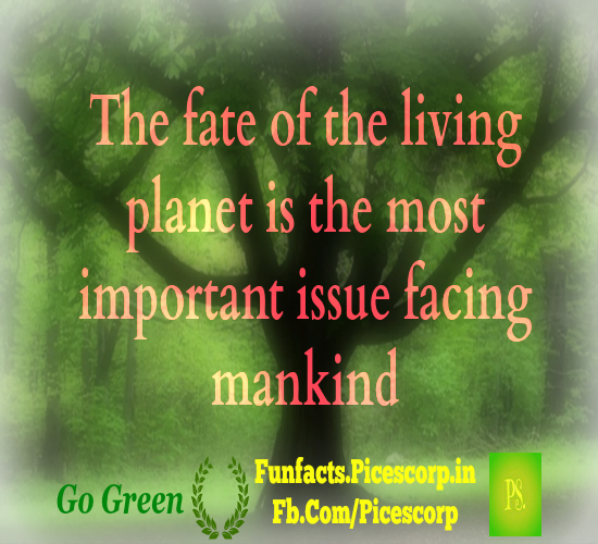 Happyearthday Go Green With These Nature Quotes