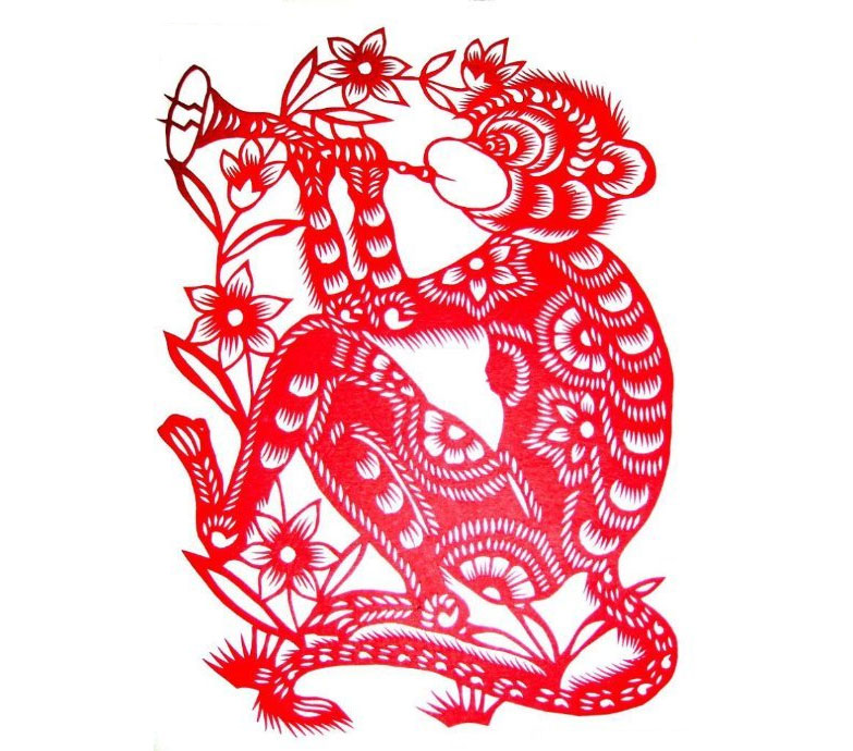 Monkey - Chinese Zodiac Sign