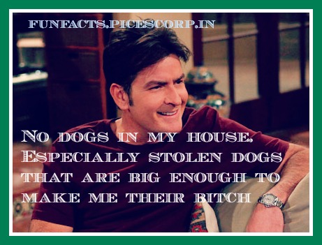 Best Charlie Quotes From Two And Half Man Quotes Funfacts