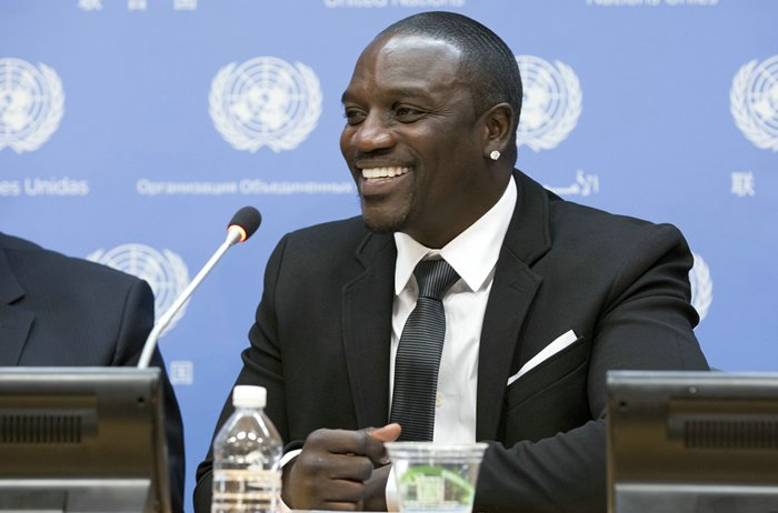Akon's Lighting Africa Project