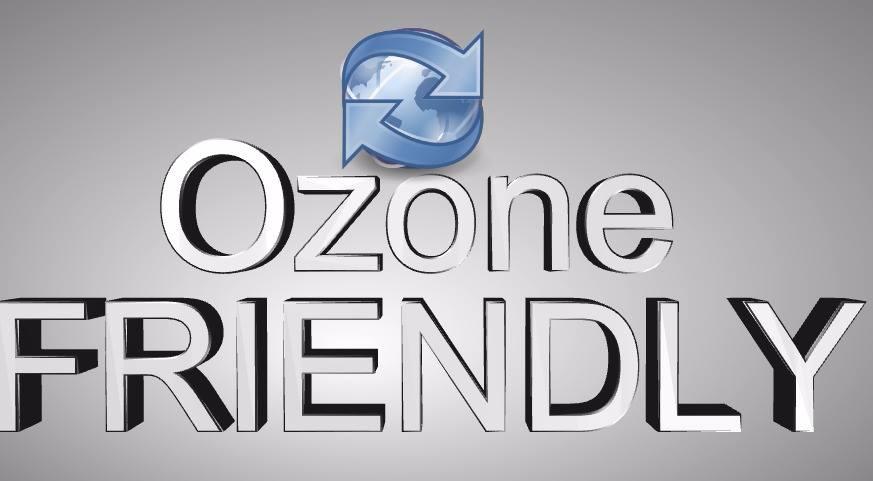 Ozone Friendly world