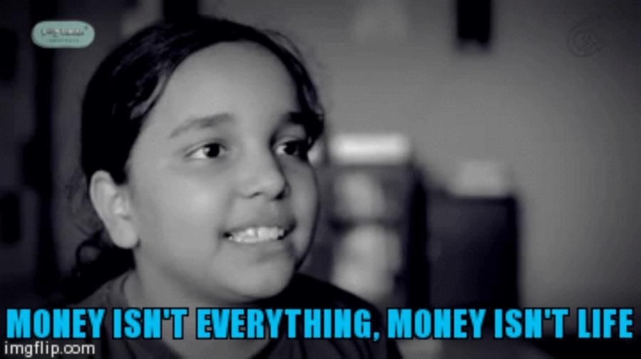 Kids Talk on money