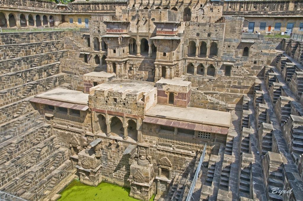 Chand Baori Step-Well