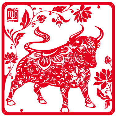 Bull or Ox - Chinese Zodiac Sign