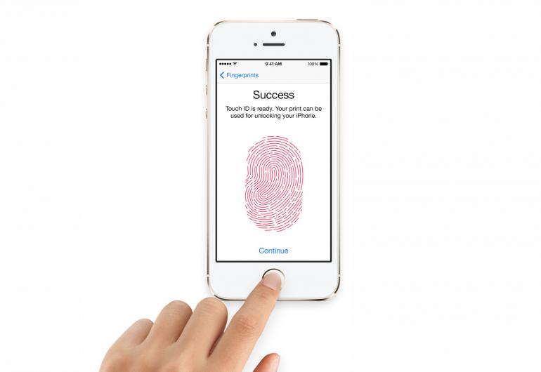 Fingerprint to be used as banking password